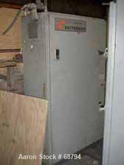 USED: Safetronics AC drive panel. 75 hp AC inverter, no operators.