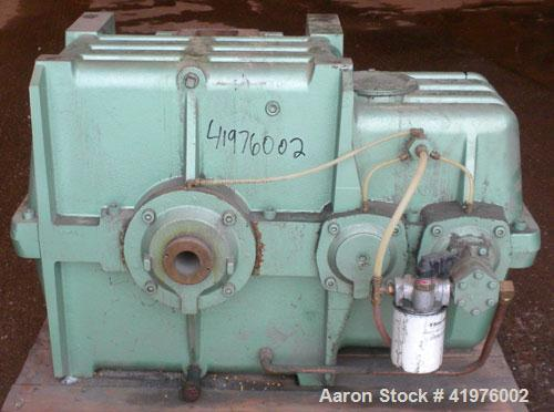 Used- Davis Standard Gearbox