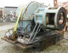 Used- Davis Standard Extruder Gearbox, Model 8'T