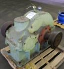 Used- Forano Gearbox, Model SRH-15. Approximate input 1775 rpm, approximate output 236 rpm. Serial# 4135.