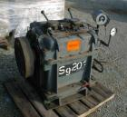 Used- Gearbox, Type SSH 225/4