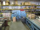 Used-Werner Pfleiderer Twin Screw Gearboxes (3) and Thrust Bearing Assemblies.  Additional parts include one base for 160 mm...