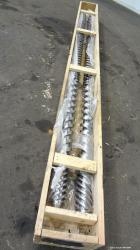 Used- American Maplan 130mm Twin Screw Set