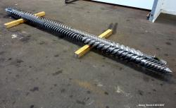 Used- American Maplan 130mm Twin Screw Set.