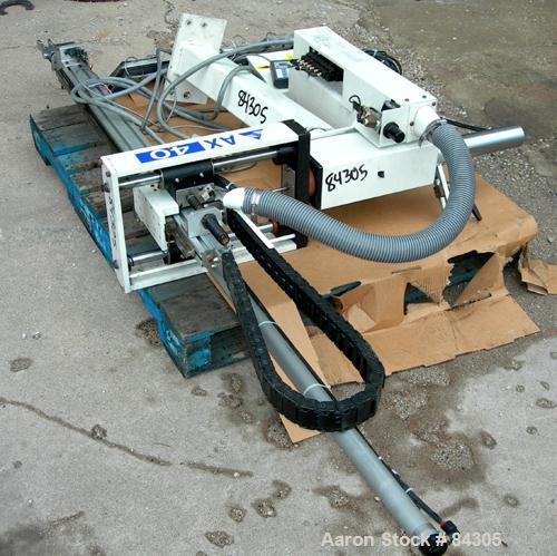 Used- Automated Assemblies Corp. Robot Arm, Model AX-40 W/E4