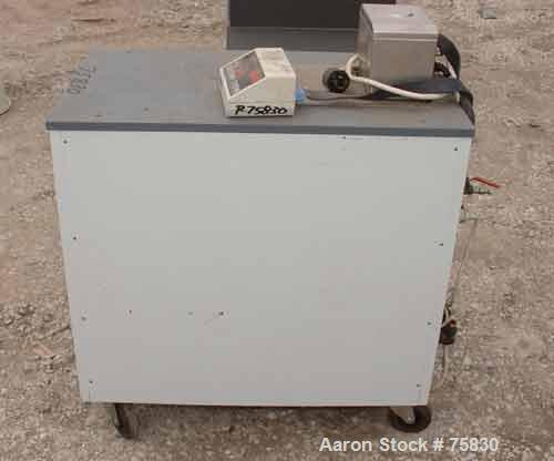 "Used- Haake Open Bath Circulator, Model KT40. 304 Stainless steel trough approximately 19"" x 11"" x 8"" deep. Set up for heati..."
