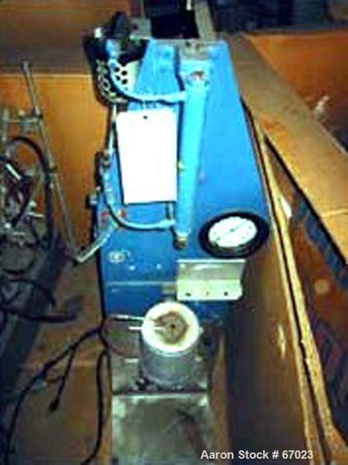 Used- Hallikainen Instruments Thermotrol