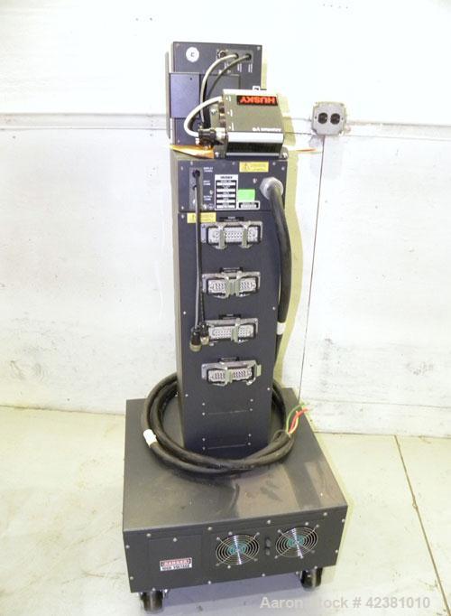 Used- Husky Altanium Temperature Controller, Model XF22. Operating ambient temperature 32 to 104 deg F (0 to 40 deg C), stor...