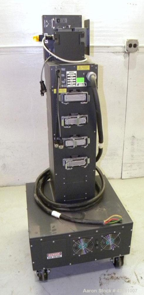 Used- Husky Altanium Temperature Controller, Model XF24. Operating ambient temperature 32 to 104 deg F (0 to 40 deg C), stor...