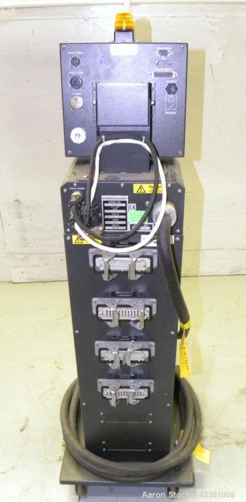 Used- Moldflow Altanium Temperature Controller, Model AF24. Operating ambient temperature 32 to 104 deg F (0 to 40 deg C), s...