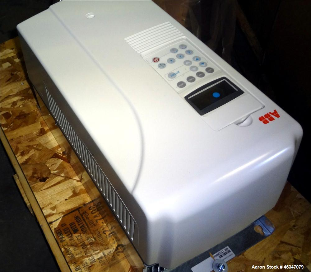 Used- ABB control panel Model ACS800-U1-0030-5+P901.