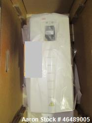 Used- ABB Model ACS500-U1 Control Drive. 1-200hp, UL type1/Nema1/1P21. No motor included.