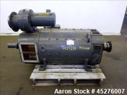 Used- Baldor/Sabina 500HP DC Drive Motor, Model 5100B452001.
