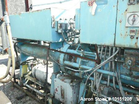 "Used- Barwell Model C-2 Vacuum Precision Preformer, approximately 10"" diameter. Maximum batch weight 140 pounds (65 kg), min..."