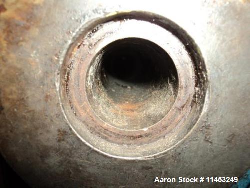 """Used- Extruder, 1.5"""" diameter, 30:1 L/D"""