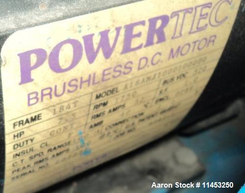 "Used- Extruder, 1.5"" diameter"