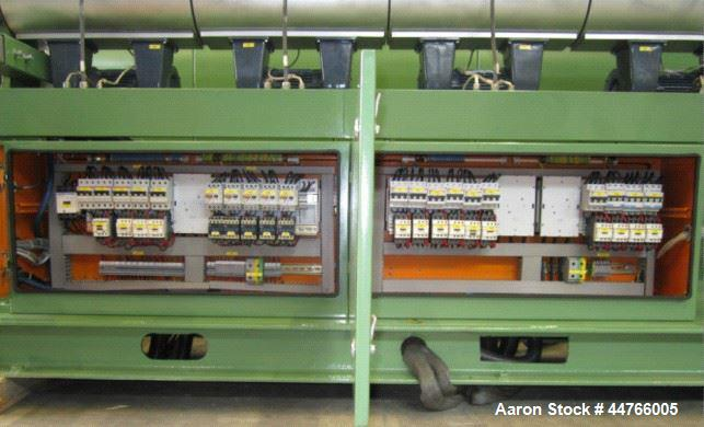 Used-Battenfeld 1-120-30BR Single Screw Extruder