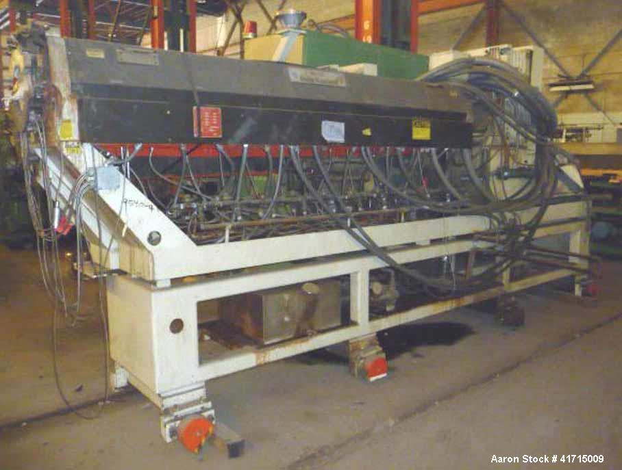 Used- Davis Standard, Model 100MM35F,