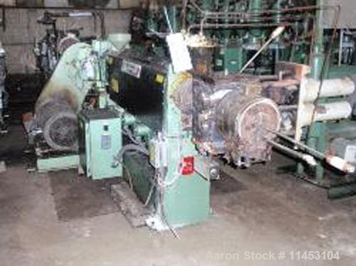 Used-Davis Standard Thermatic Extruder, model 20IN20