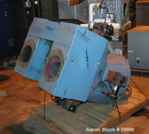 "USED: Davis Standard Thermatic III, Model 360H II. 3.5"" screw diameter, 34:1 L/D ratio, electrically heated, water cooled. 1..."