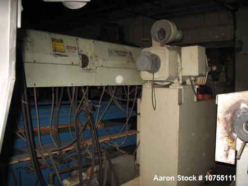 """Used- Davis Standard 3-1/2"""" Single Screw Extruder, Model 35IN35"""