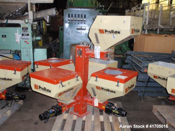 "Used-One (1) 3.5"" Davis Standard / NRM extruder, model PM-IV-24-1, 24:1 L/D"