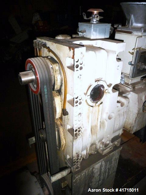 "Used-APPROXIMATELY 1.5"" DAVIS STANDARD SINGLE SCREW EXTRUDER, 30/1 L/D NON-VENTED BARREL IS ELECTRICALLY HEATED AND WATER CO..."