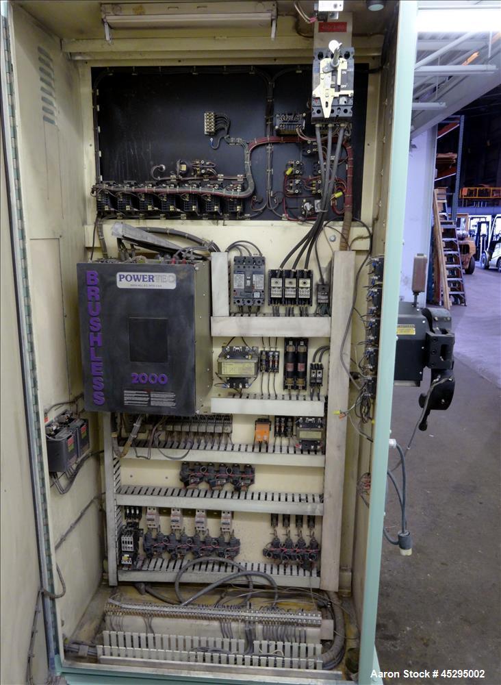 "Used- Davis Standard 2-1/2"" Single Screw Extruder"