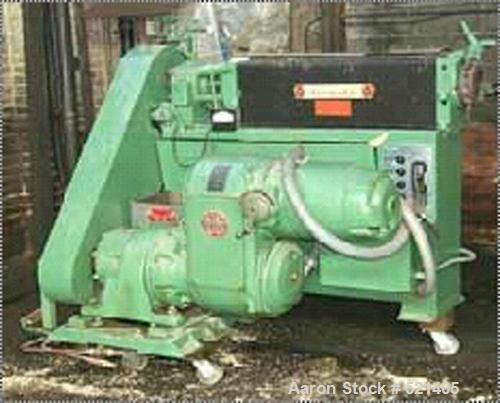 "USED: Davis Standard 1.5"" Thermatic extruder, 24:1 L/D, vented and plugged, electrically heated, air cooled, complete with c..."