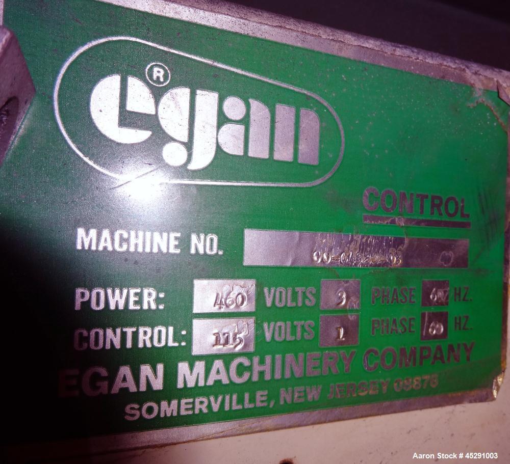 "Used-3.5"" Single Screw Egan Extruder"