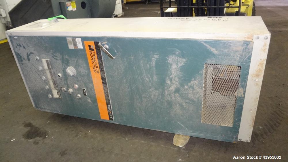 """Used- Farrel 12"""" Single Screw Dump Extruder"""