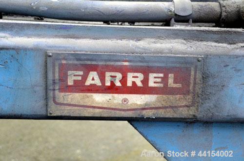 "Used- Farrel 2-1/2"" Single Screw Extruder"