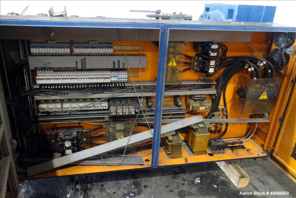 Used- Krauss Maffei KME 1-75 Single Screw Extruder.