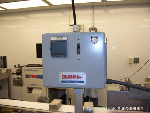 Used-Leistritz Extruder, Model K-CL-24 KT-20 + ZSE-18/40D Screw Set. Manufactured 2007. #5 Screws, 40:1 L/D ratio, 18 hp, 4:...