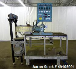 "Used- Killion 1"" Diameter Single Screw Extruder."
