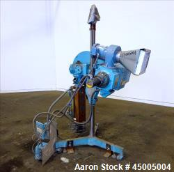 "Used- Welex 1-1/4"" Single Screw Extruder, Model 1.250 20:1 N.V.R.H. 20:1 L/D. Electrically heated, air cooled. Driven by a 1..."