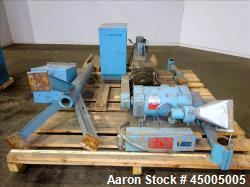 "Used- Welex 1-1/4"" Single Screw Extruder, Model 1.250 20:1 N.V.R.H. 20:1 L/D"