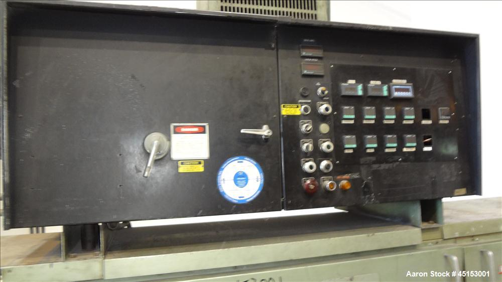 """Used- NRM Pacemaker III 4-1/2"""" Single Screw Extruder"""