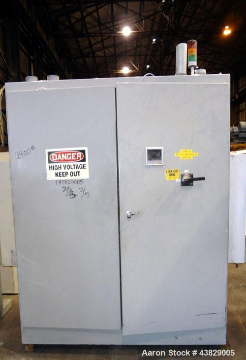 "Used- NRM 6"" Single Screw Extruder"