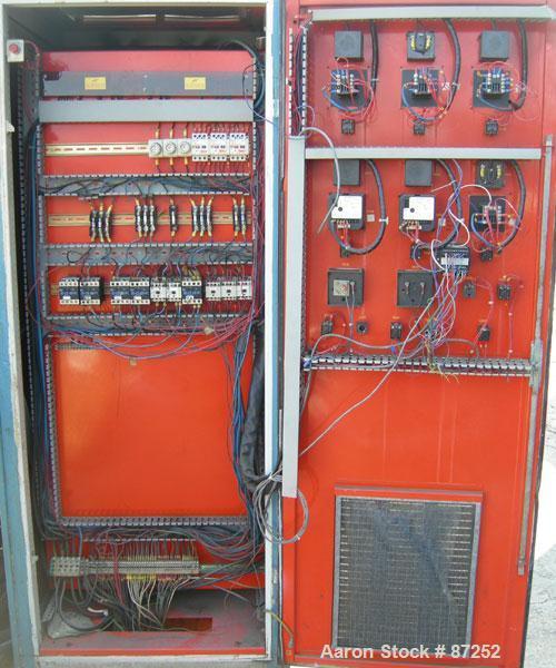 "Used- Plastiprogram 1.9"" Single Screw Extruder, Model RS50"