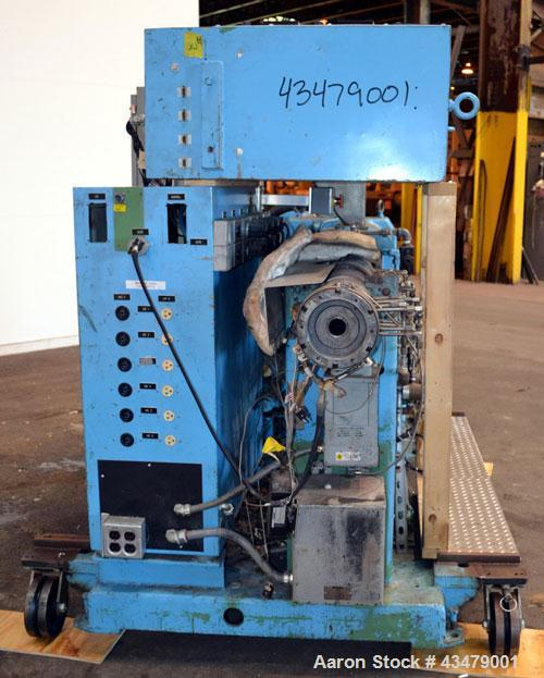 "Used- Prodex 1-3/4"" Diameter Single Screw Extruder, Model 1.75TM-25"