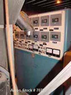 "USED: Prodex 3-1/2"" Torquemaster single screw extruder, model T350-24. 24:1 L/D ratio. Non-vented 4 zone barrel, electricall..."