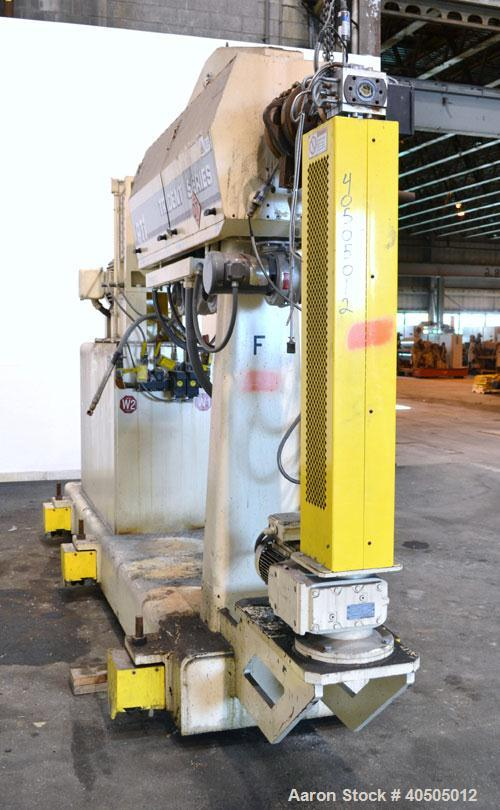 "Used- PTI Processing Technologies 2-1/2"" Trident Series Single Screw Extruder, Model 2500. Approximate 32 to 1 L/D ratio. 5 ..."
