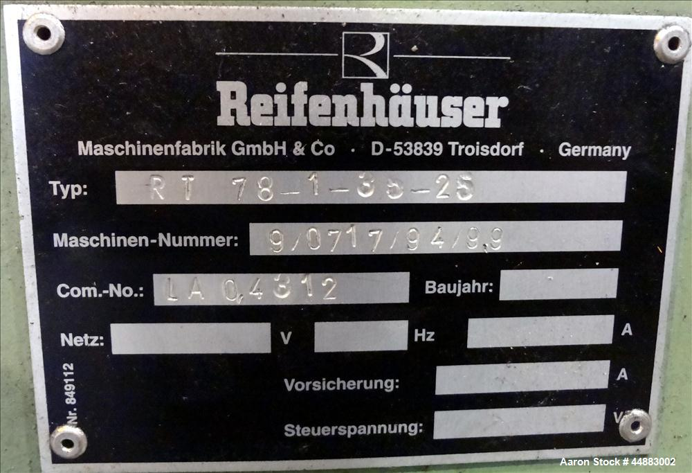 Used- Reinfenhauser Co-Extrusion Line