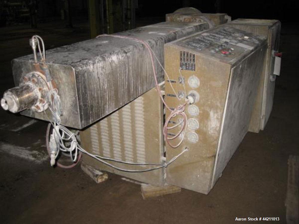 """Used- Royal 2"""" Extruder, 35:1 L/D, model 268"""