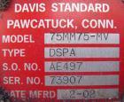 Used- Davis Standard 3
