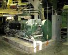 "Used- Davis Standard 8"" Thermatic Single Screw Extruder, Model 80IN45T"