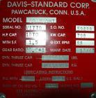 USED: Davis Standard 8