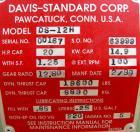 Used- Davis Standard 1.25