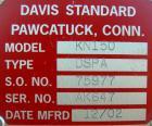 Used- Davis Standard 1 1/2
